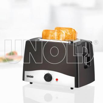 Unold Toaster Silver Wave 38225