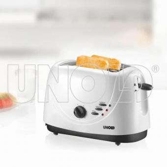 Unold Toaster White Line 8040