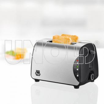 Unold Toaster 8066 silber