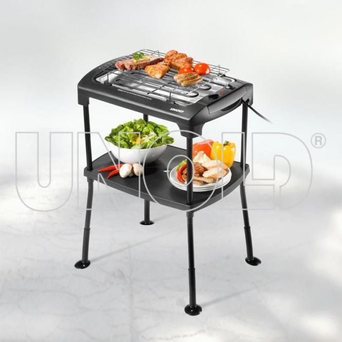 Unold Barbecue Grill Black Rack 58550