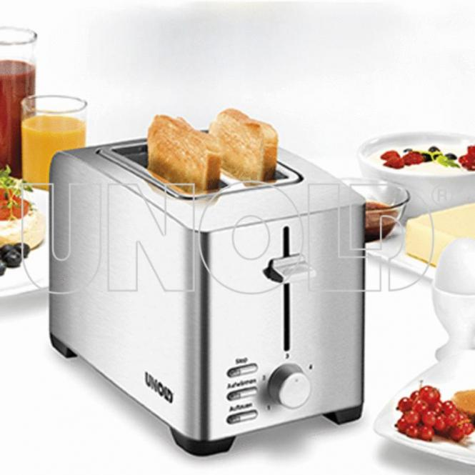 Unold Toaster 38376 Edel 2