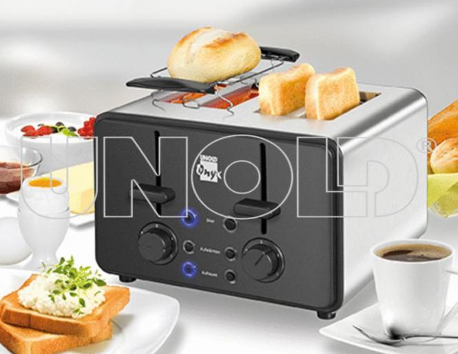Unold Toaster Onyx Big 38815